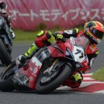 Seven Points In Suzuka For TJ Alberto In Latest Round Of ASB1000
